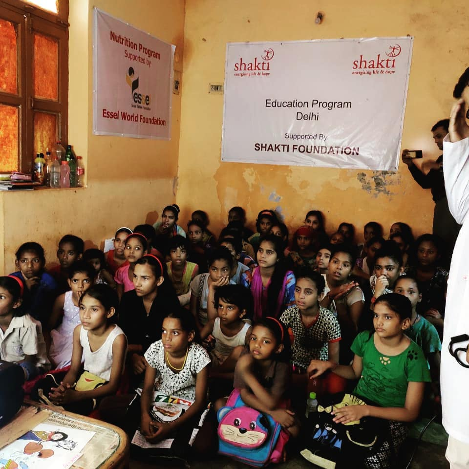 shakti foundation education program