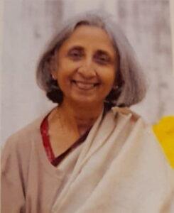 Ms. Vibha Puri Das Retd IAS Officer
